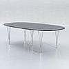 Piet hein & bruno mathsson, dining table, superellipse.