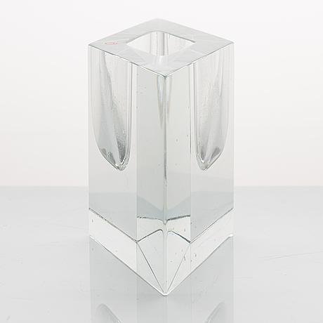 """Timo sarpaneva, skulptur, """"kohinoor"""", signerad timo sarpaneva 78/1983."""