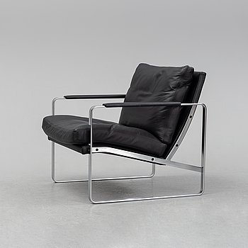 A 'Fabricius Armchair' by Preben Fabricius for Walter Knoll.