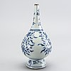 Water dropper, porcelain, kanqxi, (1662-1722).
