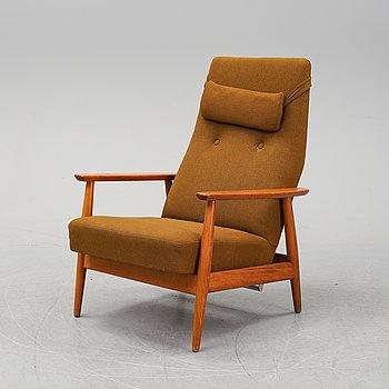 A Westnofa easy chair, Norway 1960's.