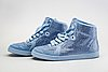 Gucci, sneakers, mineral blue, swarowski crystals.