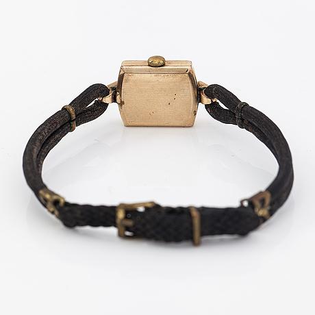 Omega, armbandsur, 16,5 x 19 mm.