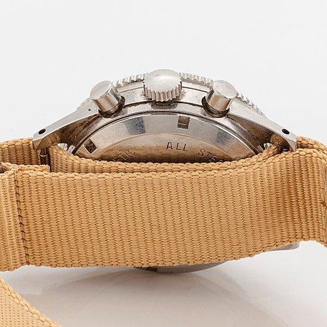 "Yema, yachtingraf, chronograph, ""patent pending dial""."