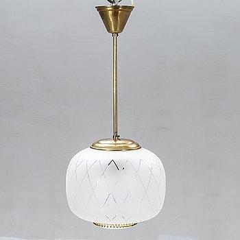 A Finnish ceiling lamp, Stockman Orno.