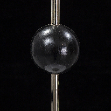 Otto müller, a 'sistrah' glass ceiling light, megaphos.