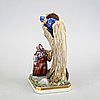 Bing & grøndahl, a porcelain figurine.