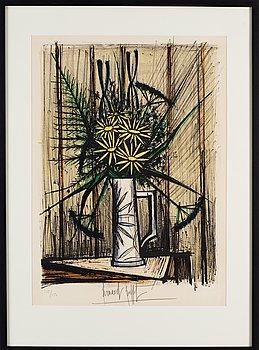 Bernard Buffet, lithograph in colours, 1970, signed 115/150.