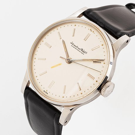 International watch co, schaffhausen.