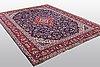 A carpet, persian, ca 352 x 265 cm.