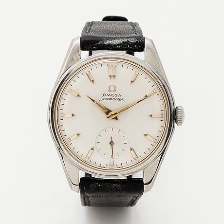 Omega, 'seachero', seamaster, wristwatch, 36 mm.