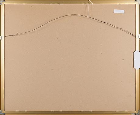 Fritz jakobsson, akvarell, signerad och daterad -89.