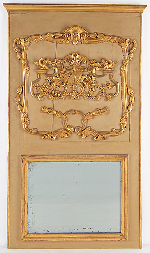 A 19th century wall decoration.