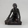 Per hasselberg, efter. sculptur, 'grodan' ceramic, jörgensen, copenhagen, denmark.