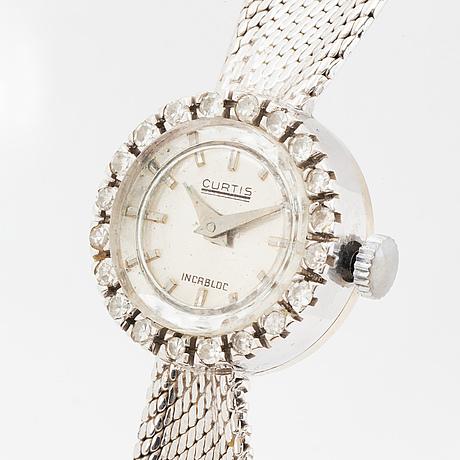 Curtis, wristwatch, 17 mm.
