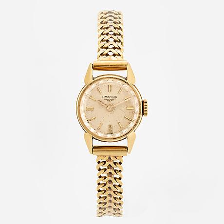 Longines, wristwatch, 17 mm.