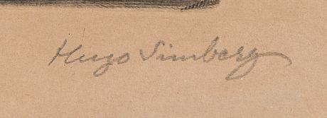 "Hugo simberg, ""post festum""."