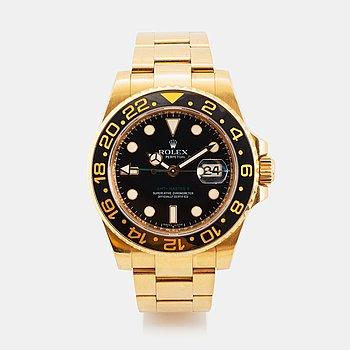 55. Rolex, GMT-Master II.