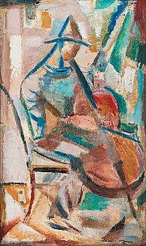 715. Jules Schyl, Cellospelare.