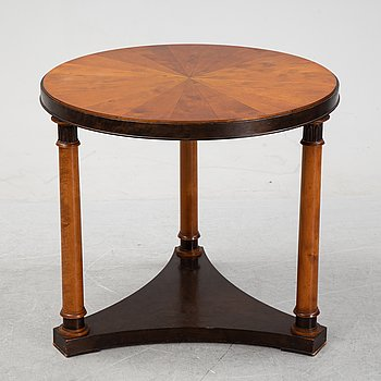 "A table, model ""Bellman"", Nordiska Kompaniet Stockholm, Sweden, 1928."