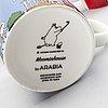 A set of 13 moomin mugs arabia 1996-.