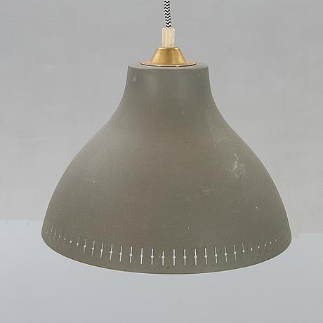 Nordiska kompaniet, taklampa, sverige, 1940/50-tal.