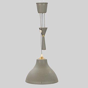 Nordiska Kompaniet, Ceiling lamp, Sweden, 1940s / 50s.