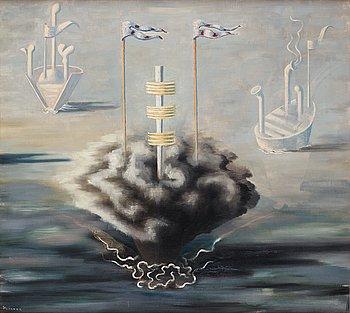 """614. Stellan Mörner, """"I vaka i ljusa timmar""""."""