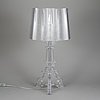 Ferruccio laviani, a 'bourgie' plastic table lamp, kartell, italy.