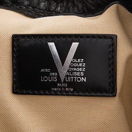 Louis vuitton, a 'grimaus vail blanket' bag.