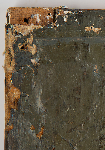 Wall painting, 5, early 19th century, oil on canvas/panel.