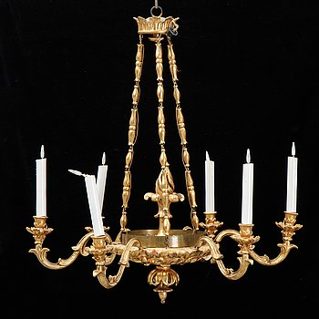 Ampel, 1800-tal.