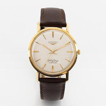 "Longines, Flagship, ""Big Ship"", wristwatch, 35 mm."