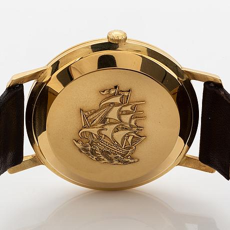 "Longines, flagship, ""big ship"", armbandsur, 35 mm."