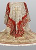 A carpet, silke, hereke, ca 325 x 210 cm.