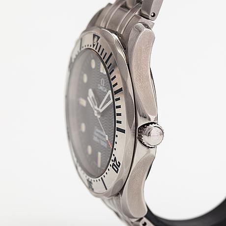 Omega, seamaster, 300m, armbandsur, 41 mm.