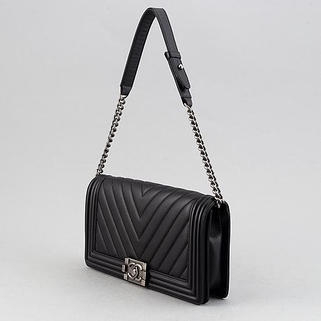 Chanel, a 'boy bag' special edition, 2016-2017.