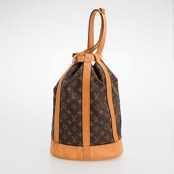 Louis Vuitton, A Monogram 'Randonnee' Bag.