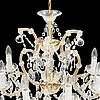 A second half of the 20th century chandelier.