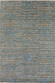A carpet, oriental, 267 x 177 cm.