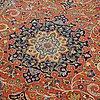A rug, semi-antique oriental, ca 201 x 129 cm.
