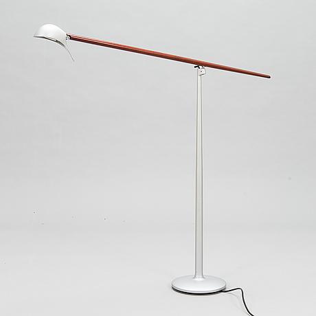 """Jorge pensi, golvlampa, """"bluebird"""", 1900-talets senare hälft."""