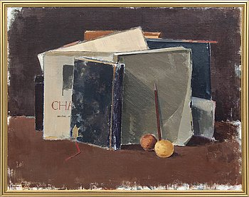 Gustav-Adolf Johansson, a signed oil on canvas.