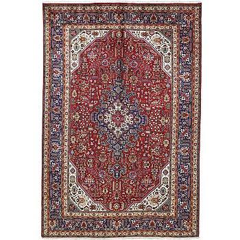 Matto,  Tabriz, ca 310 x 208 cm.