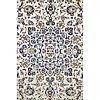A carpet, keshan, ca 348 x 240 cm.