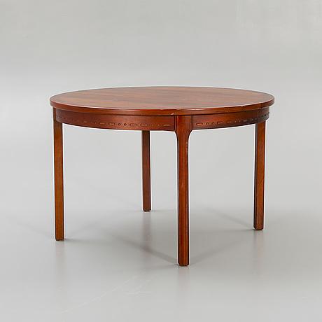 "Lbg group (leif & bengt troedsson) matbord ""rimbo (haga)"" troeds bjärnum 1970-tal."