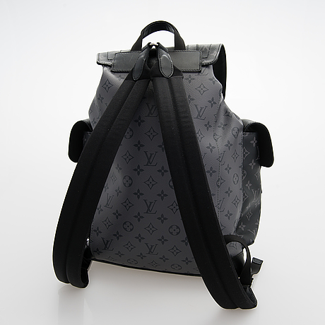 """Louis vuitton, """"christopher"""", backpack."""