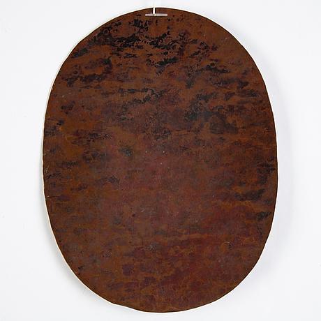 Unknown artist, 18th century, oil on copper.