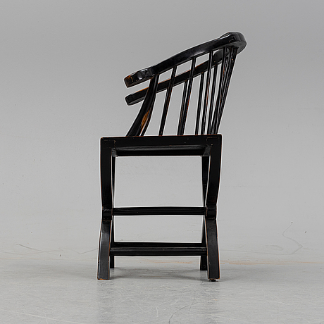 An armchair, second half of the 20th century.