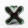 "Wilhelm kåge, a gustavsberg ""argenta"" stonewear vase from 1932."